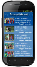 Fotonotizie.net per dispositivo mobile
